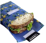 4MyEarth: Sandwich Pocket - Eco Kids Blue
