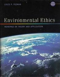 Research, Discussion, and Debate: Environmental Ethics