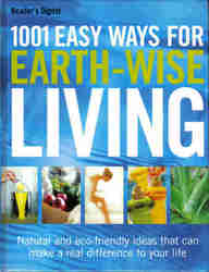 Sustainable Living: 1001 Easy Ways for Earth-Wise Living