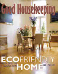 Sustainable Living: Good Housekeeping - The Ecofriendly Home