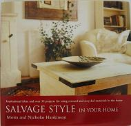 Sustainable Living: Salvage Style in Your Home
