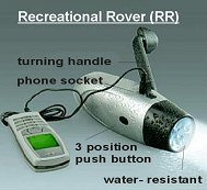Out and About: Recreational Rover Torch