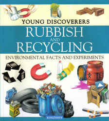 Childrens' Books: Young Discoverers Rubbish and Recycling