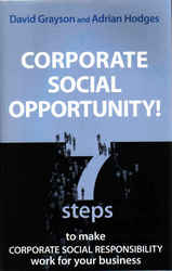 Sustainable Business: Corporate Social Opportunity