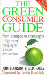 Sustainable Living: The Green Consumer Guide