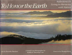 Sustainable Living: To Honor the Earth
