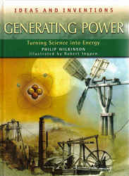 Childrens' Books: Ideas and Inventions - Creating Power