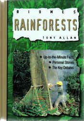 Childrens' Books: Biomes - Rainforests
