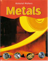 Childrens' Books: Material Matters - Metals