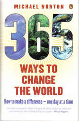 Sustainable Living: 365 Ways to Change the World