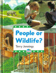 Childrens' Books: Earthwatch - People or Wildlife?