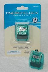 Outdoors: Hydro-Clock