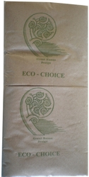 Recycled Paper Serviettes: Eco Choice Serviettes - Cocktail