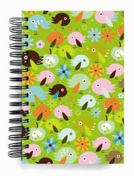 Ecojot: Ecojot Journal 5 x 7 inches - Birds