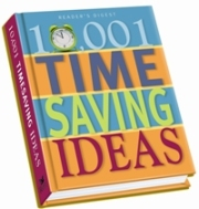 Sustainable Living: 10,001 Timesaving Ideas