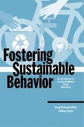 Research, Discussion, and Debate: Fostering Sustainable Behavior