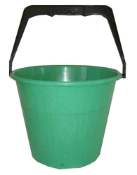 Recycled Buckets: 100% Recycled Bucket - Green