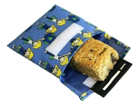 4MyEarth: Snack Pocket - Eco Kids Blue