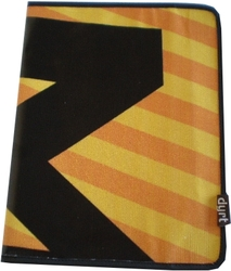 DYRT - Recycled Billboard Bags: DYRT A4 Notebook and Cover