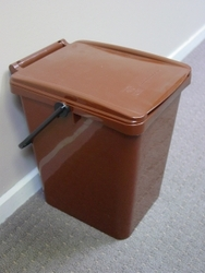 Food Waste Bins: Urba 10 litre Bin